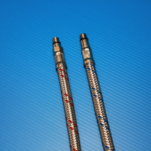 Flexible d'alimentation mitigeur mâle 8 /100  Longueur : 35 cm