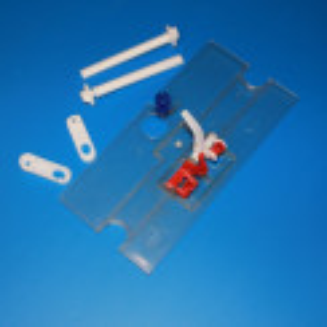Contre plaque articulation fixation SAS